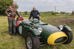 1950 Rohart Jaguar