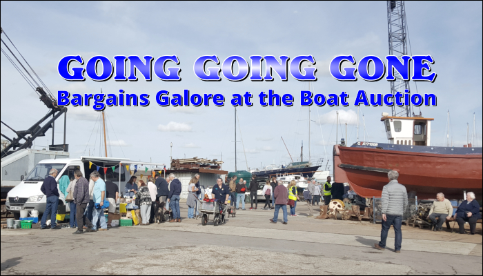 Boat Auction in Mayland