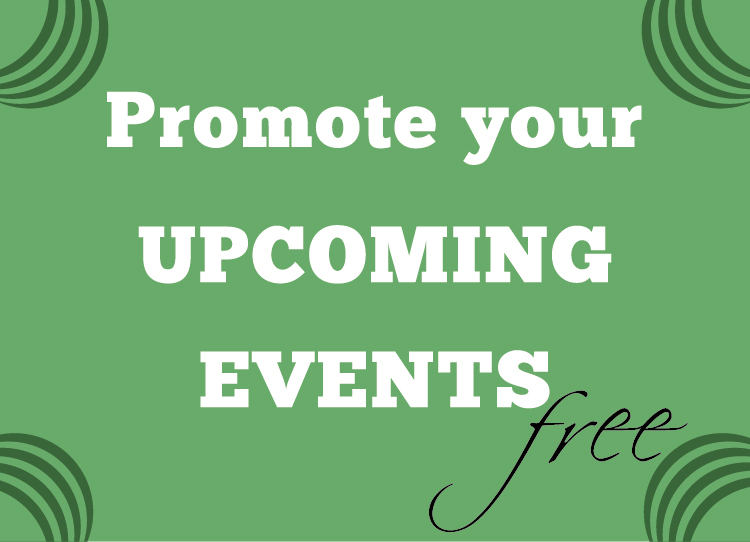 Promoting your Events