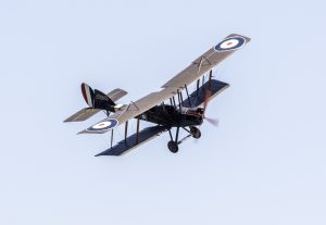 BE2 Flying Display