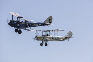 Gypsy Moth and the Blackburne B2