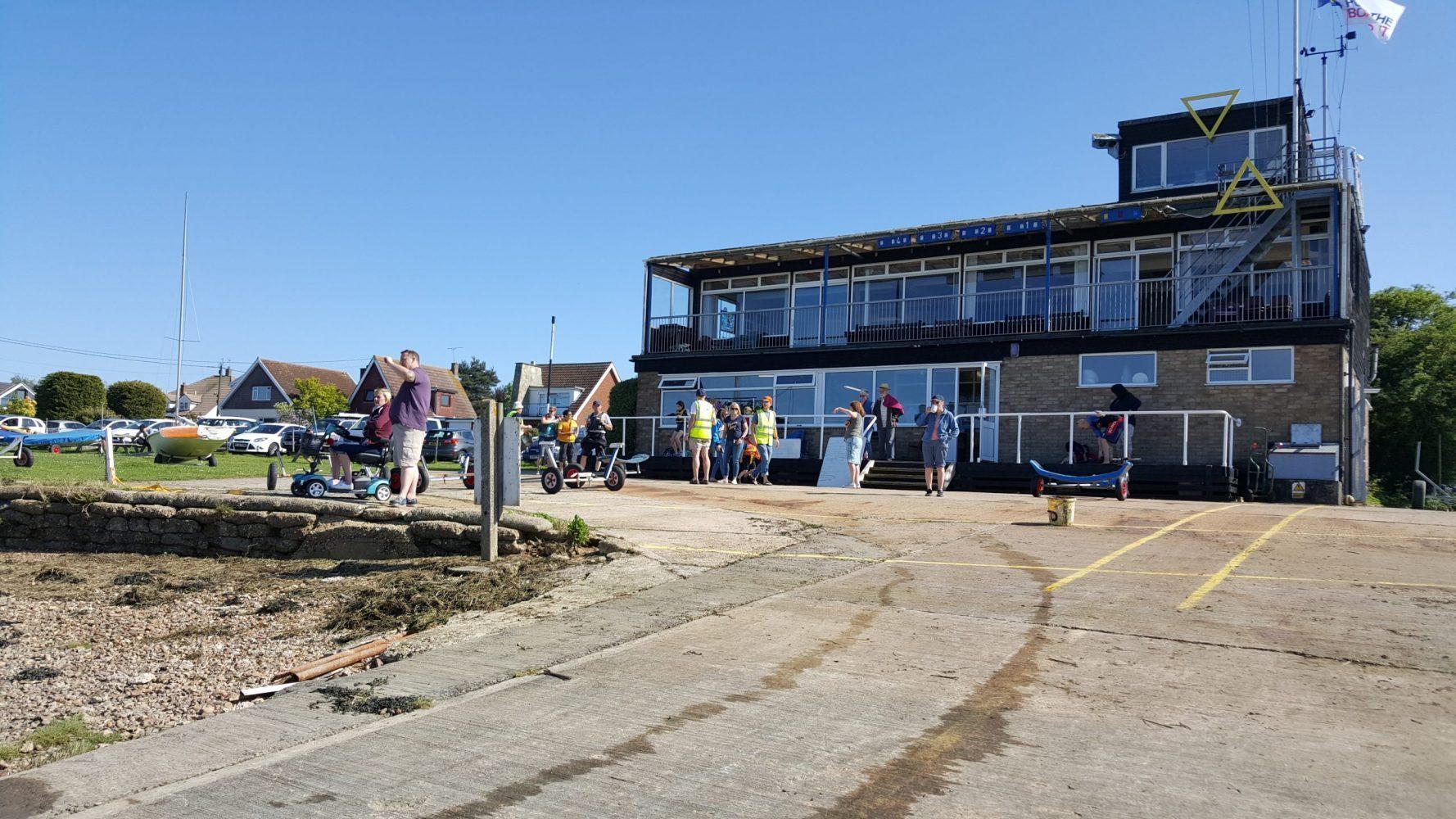 Maylandsea Bay Sailing Club