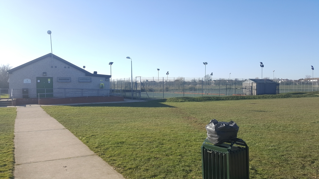 Lawling Park Tennis Courts