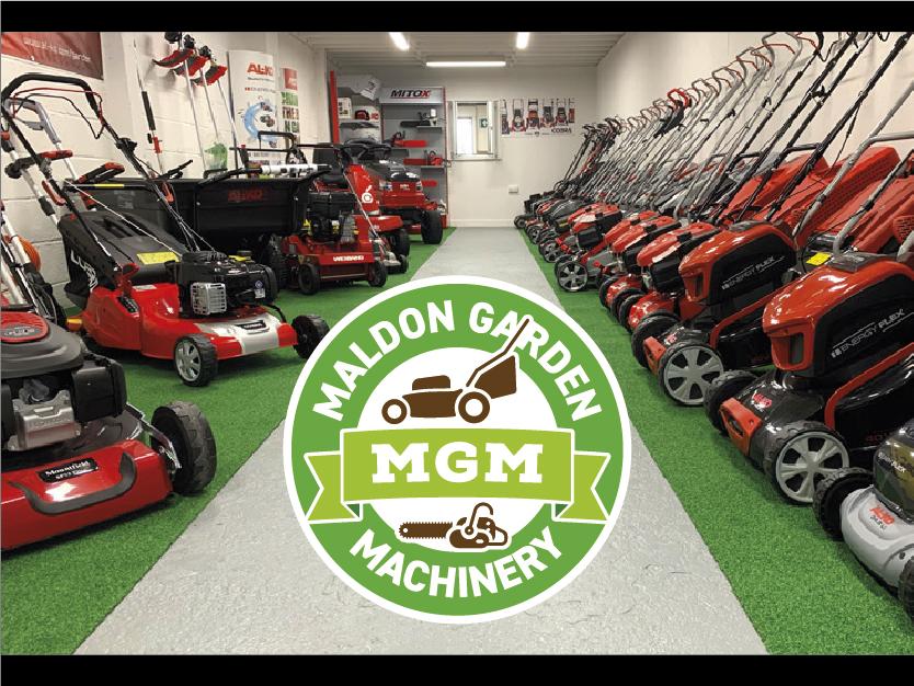 Maldon Garden Machinery