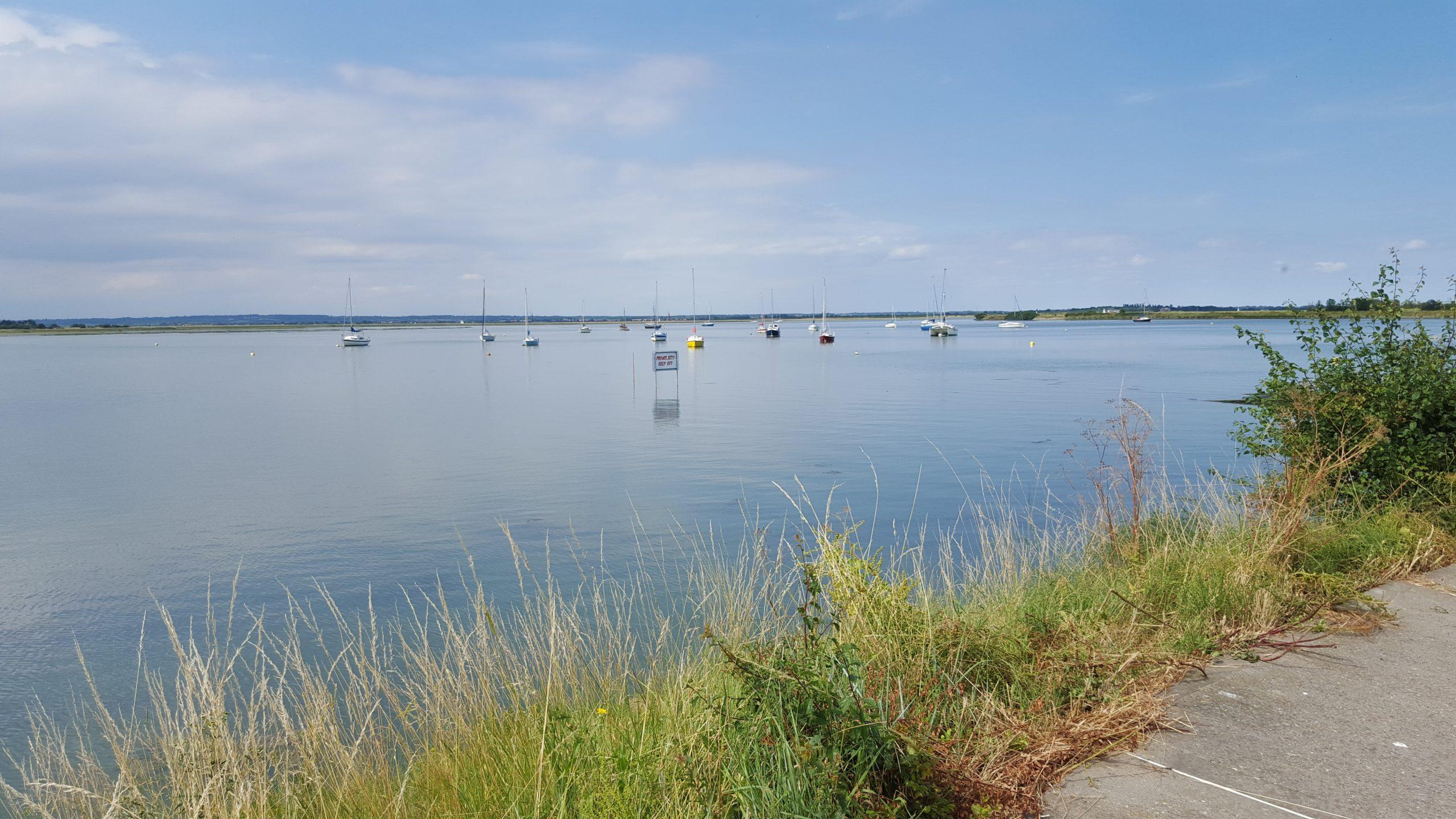 Harlow (Blackwater) Sailing